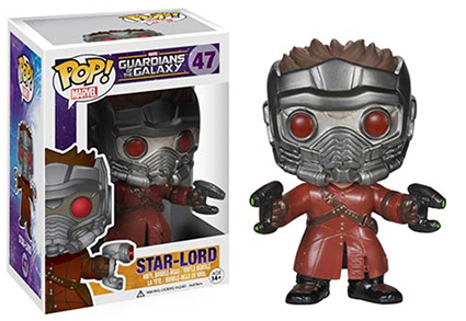 Ultimate Funko Pop Guardians of the Galaxy Figures Gallery and Checklist 1