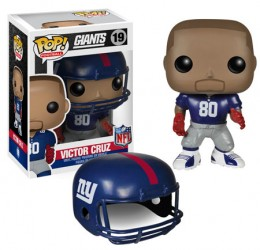 2014 Funko Pop Nfl Checklist Gallery Wave 1 List Set