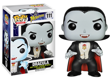 2014 Funko Pop Universal Monsters Dracula