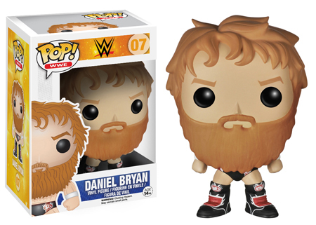 2014 Funko Pop WWE Series 2 Vinyl Figures 1