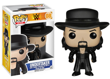 2014 Funko Pop WWE Series 2 Vinyl Figures 2