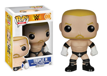 2014 Funko Pop WWE Series 2 Vinyl Figures 3