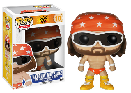 2014 Funko Pop WWE Series 2 Vinyl Figures 4