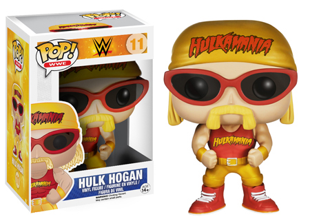 2014 Funko Pop WWE Series 2 Vinyl Figures 5