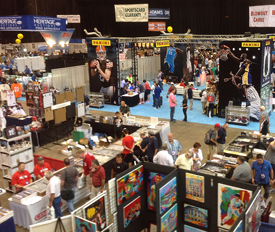 The National Sports Collectors Convention Survival Guide 1