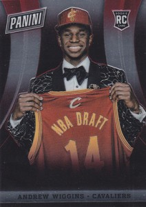 2014 Panini National VIP Party Andrew Wiggins