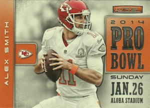 2014 Panini Rookies & Stars Football Pro Bowl