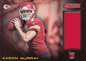 2014 Panini Rookies & Stars Football Rookie Materials Aaron Murray
