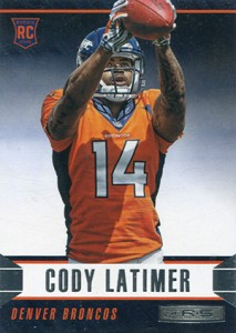 2014 Panini Rookie & Stars Football Variations Guide 11