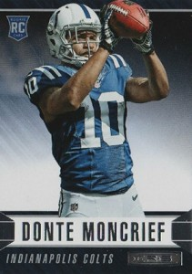 2014 Panini Rookie & Stars Football Variations Guide 13