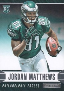 2014 Panini Rookie & Stars Football Variations Guide 25