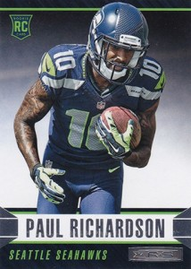 2014 Panini Rookie & Stars Football Variations Guide 41