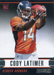 2014 Panini Rookie & Stars Football Variations Guide 12