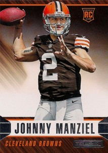 Johnny Manziel Cards, Rookie Cards, Key Early Cards and Autographed Memorabilia Guide 49