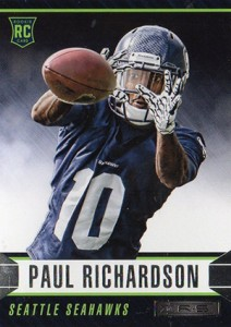 2014 Panini Rookie & Stars Football Variations Guide 42
