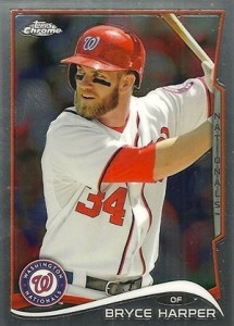 Sorting Out the 2014 Topps Chrome Baseball Variations 32