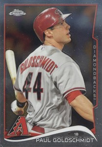 Sorting Out the 2014 Topps Chrome Baseball Variations 30