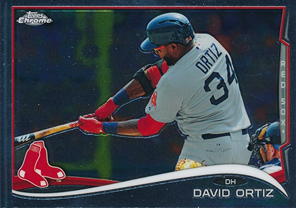 Sorting Out the 2014 Topps Chrome Baseball Variations 44