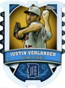 2014 Topps Chrome Baseball Cards 24