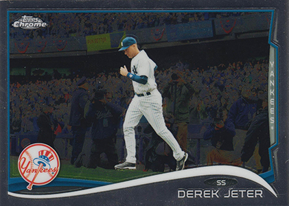 Sorting Out the 2014 Topps Chrome Baseball Variations 11