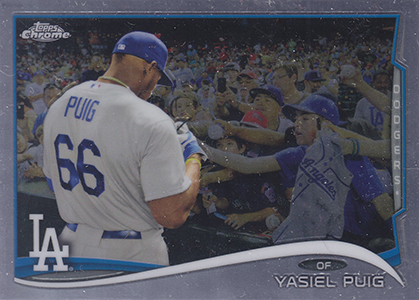 Sorting Out the 2014 Topps Chrome Baseball Variations 19