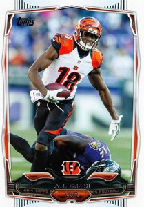 2014 Topps Football Variation Short Prints Guide 144