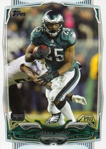 2014 Topps Football Variation Short Prints Guide 86