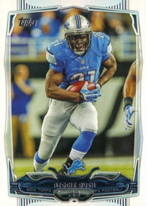 2014 Topps Football Variation Short Prints Guide 152