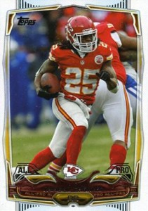 2014 Topps Football Variation Short Prints Guide 142