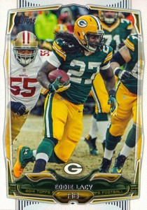 2014 Topps Football Variation Short Prints Guide 110