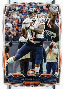 2014 Topps Football Variation Short Prints Guide 30