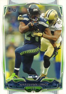 2014 Topps Football Variation Short Prints Guide 146