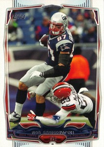 2014 Topps Football Variation Short Prints Guide 24