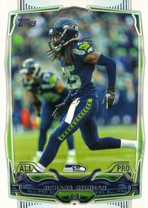 2014 Topps Football Variation Short Prints Guide 62