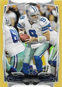 2014 Topps Football Variation Short Prints Guide 38