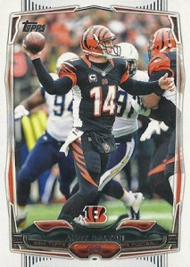 2014 Topps Football Variation Short Prints Guide 106