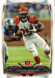 2014 Topps Football Variation Short Prints Guide 56