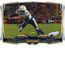 2014 Topps Football Variation Short Prints Guide 116
