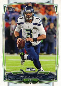 2014 Topps Football Variation Short Prints Guide 148