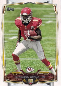 2014 Topps Football Variation Short Prints Guide 179