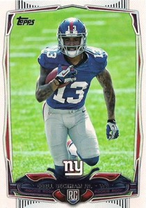 2014 Topps Football Variation Short Prints Guide 187