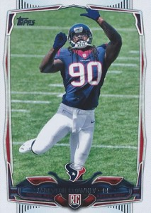 2014 Topps Football Variation Short Prints Guide 189