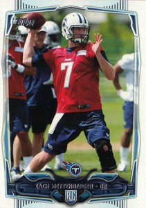 2014 Topps Football Variation Short Prints Guide 191
