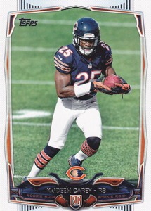 2014 Topps Football Variation Short Prints Guide 195