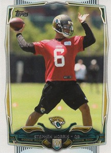 2014 Topps Football Variation Short Prints Guide 199