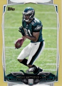 2014 Topps Football Variation Short Prints Guide 227
