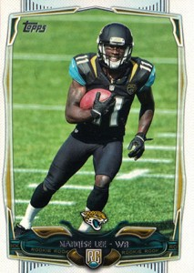 2014 Topps Football Variation Short Prints Guide 243