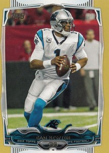 2014 Topps Football Variation Short Prints Guide 78