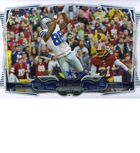 2014 Topps Football Variation Short Prints Guide 112