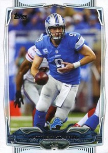 2014 Topps Football Variation Short Prints Guide 34